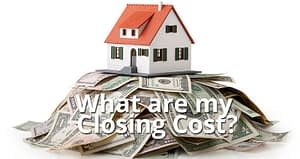 Selling your house without paying closing costs